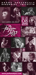 Parfum de jazz 2018 - Géraldine Laurent Quartet