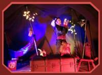 Dans le cadre de FESTO PITCHO  CAPTAIN ZED | Théâtre du Rond Point