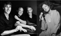 Clover Trio et Mamia Cherif en concert  Musique à la Cave Cave de Saint-Pantaléon