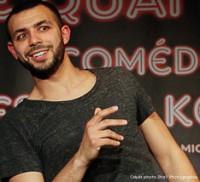 JE VOUS AIME ! Malik Fares (théâtre - stand up) | TRP Valréas