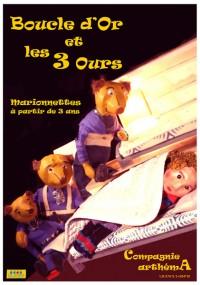 BOUCLE D'OR ET LES TROIS OURS - marionettes | Le Calepin