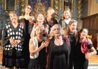 Concert de l'ensemble vocal MONA LISA à l'occasion de  la fête de Marie Immaculée Conception, la fête de la lumière.