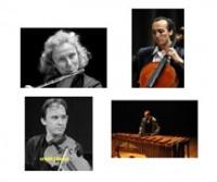 Festival Musiques d'un siècle - BACH BETSY JOLAS