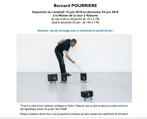 2018 MDT Bernard Pourriere